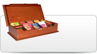 جعبه پذيرايي