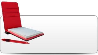 دفتر یادداشت تبلیغاتی