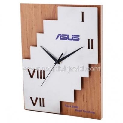 ساعت دیواری چوبی 5174