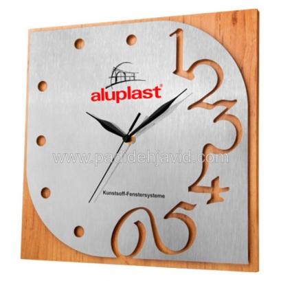 43 ساعت دیواری چوبی 5179