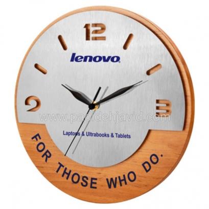 ساعت دیواری چوبی 5180