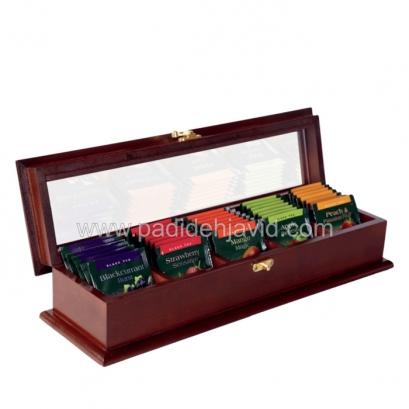 29 جعبه پذیرایی تبلیغاتی چوبی 510
