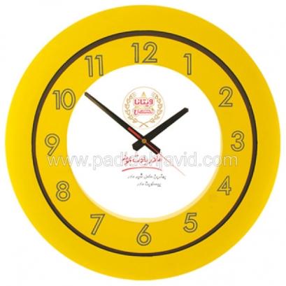 ساعت دیواری تبلیغاتی امگا