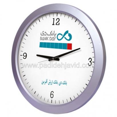ساعت دیواری تبلیغاتی 512