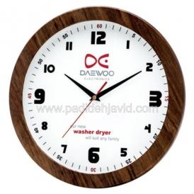 ساعت دیواری چوبی 5164