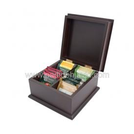 جعبه پذیرایی تبلیغاتی چوبی 700