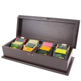 جعبه پذیرایی تبلیغاتی چوبی 721b