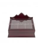 جعبه پذیرایی تبلیغاتی چوبی 701