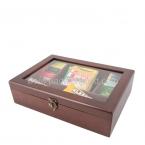 جعبه پذیرایی تبلیغاتی چوبی 718